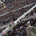 FOTOD: Paavst kutsus lõpetama veresauna Süürias