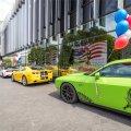 USA autode näitus