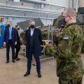 Министры обороны Эстонии и Литвы посылают четкий сигнал агрессору