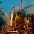Rogozin tunnistas, et 2011. aastal Murmanski lähedal põlenud tuumaallveelaev oli täisrelvastuses
