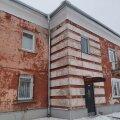 Дом на ул. Герасимова, в котором произошла трагедия