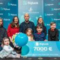 Aasta suurpere konkursi võitnud perekond Alev elab magusat elu šokolaadivabrikus