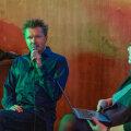 Jazzkaare jazzijutt: Artisti karjäär muutunud maailmas. Fotol Kristjan Randalu ja Ave Tölpt