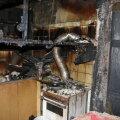 Põlenud köök Tartus