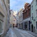 Теперь компанию гостям Старого города Таллинна составит бесплатный аудиогид