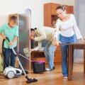 Varuge koristamiseks vajalikud vahendid ja tööriistad ning jagage jõukohaseid ülesandeid ka pereliikmetele.