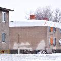 Talv nagu on ja nagu ei ole ka. Igal juhul on kehv elada pikalt tormikahjudega majas. Sellises, nagu praegu Valingu külas
