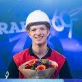 """FOTOD   """"Rakett 69"""" juubelihooaja võitis pingelise duelli järel 17-aastane Uku Andreas Reigo"""