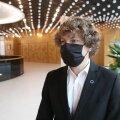 ВИДЕО | Министр Кийк: правительство внимательно следит за реакцией населения на указание носить маски