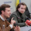 Valgevene opositsionäärid Kiievis: Kalesnikava karjus, et ei sõida kuhugi, rebis passi tükkideks ja viskas tundmatute noormeeste pihta