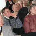 Kümnendal külaliikumise tänupäeval osalejad. Esiplaanil Jüri, Jürgen ja Maie Kusmin. Fotod Piret Linnamägi