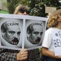 Ukrainlased Lukašenkat ei toeta
