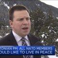 VIDEO | Ratas CNBC-le: Eesti ei kahtle Trumpi pühendumises NATO-le