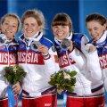 Laskesuusatamine - Venemaa teatenelik Sochi 2014