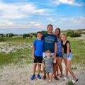 Aasta ringi puhkusemeeleolus Floridas