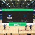 TÄISPIKKUSES | Korvpalli poolfinaal: Rakvere Tarvas - BC Kalev/Cramo