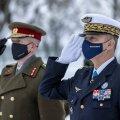 NATO arendusväejuhatuse ülem külastas Eestit