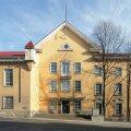 Endine koolihoone aastal 2010.