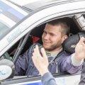 Финский бизнесмен приобрел для эстонского гонщика автомобиль