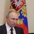 Putini jutt Navalnõi kohta kinnisel kohtumisel Vene meediakanalite peatoimetajatega lekkis avalikkuse ette ja Kreml pahandas