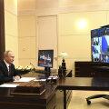 Putinil on väidetavalt kaks identset kabinetti: üks Moskva oblastis, teine Sotšis