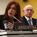 Argentina pensionireformi vastasel meeleavaldusel sai viga 22 inimest