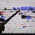 Fidži saari raputas mitu mõõdukat maavärinat