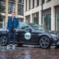 Bolt продолжает расширяться: теперь вызвать такси через эстонское приложение можно и в Лондоне