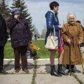 Elanikud nn DNR-i võitlejate kontrolli all olevas Novoazovskis