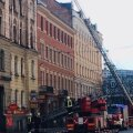 Трагический пожар в рижском хостеле: еще одного из задержанных решено не арестовывать