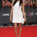 """Meghan 2013. aastal Kanada muusikaauhindade jagamisel. Toona oli ta alles alustanud oma kuulsaimas rollis seriaalis """"Pintsaklipslased""""."""