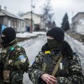 Ukraina esindaja: Debaltseve ümbrus on endiselt raskeim rindelõik, kuid Ukraina väed ei anna ära meetritki maad