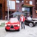Hetkel on valmis kaks masinat - punane GT versioon ning must auto, mis on tavaversioon.