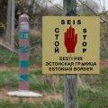 Võrumaal kinni peetud 28 illegaali sisenesid Eestisse Venemaalt