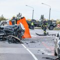 В прошлом году на дорогах Эстонии погибло больше людей, чем годом ранее