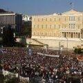 Ateenas on taas oodata uut suurmeeleavaldust kärbete vastu