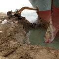 Hollandi süvendusettevõtte juhi sõnul võib Suessi kanali vabastamine võtta päevi kuni nädalaid