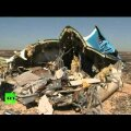 VIDEO: Vene telekanal avalikustas värske video Siinai katastroofipaigalt