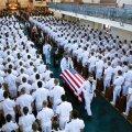 VIDEO ja FOTOD | USA senaator John McCain maeti USA mereväeakadeemia kalmistule Annapolises