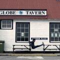 Argentina filmis ilma loata poliitilise olümpiareklaami Falklandi saartel