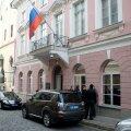 Посольство РФ: обвинения КаПо в отношении российского дипломата Цветкова необоснованны