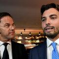Mark Rutte ja Thierry Baudet
