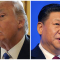 Trump saatis Hiina presidendile kirja, milles soovib edukat kuke aastat ja konstruktiivseid suhteid
