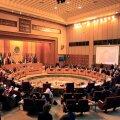 Araabia Liiga kutsus üles rahvusvahelisele tegevusele Süüria režiimi vastu