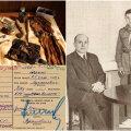 FOTOD | Kuramaalt leitud kasti saladused – dokumendid kuulusid leegioni ohvitserile, kellest sai hiljem KGB agent