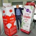 Ülo Kivine (pildil) ütles, et nad tegelevad õiglase piima hinna mudeli väljatöötamisega. Tema kolleeg Valiost Maido Solovjov soovitas aluseks võtta Baltimaade keskmise hinna. Samas on Balti riikide piima varumishinnad kõik väga madalad.