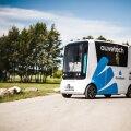 Eestis arendatud isejuhtiv vesinikubuss sai loa suunduda tänavaliiklusesse