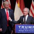 Donald Trump ja Bob Corker
