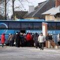 Soovijad said Kohtla-Järvel bussile minna ja Narva hääletama sõita
