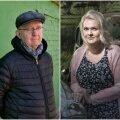 Olav Osolin ja Katrin Pauts